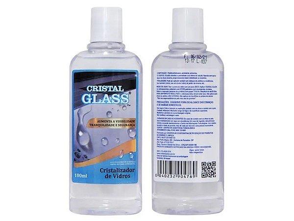 Cristalizador De Vidros Cristal Glass Impede Chuva Acida 100