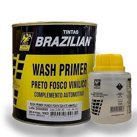 Wash Primer Fundo Fosfatizante Brazilian C/ Catalisador