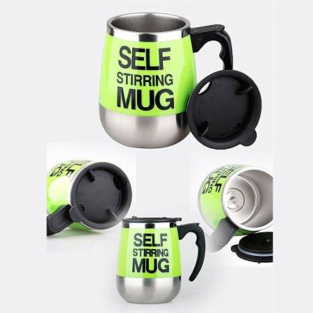 Caneca Misturador Automático Mix 450ml Stirring Mug Vende