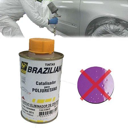 Eliminador De Crateras Anti-silicone Verniz Automotivo 150ml