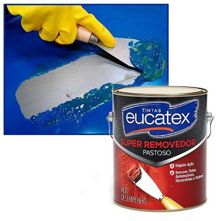 SUPER GEL REMOVEDOR EUCATEX GL 3,6L