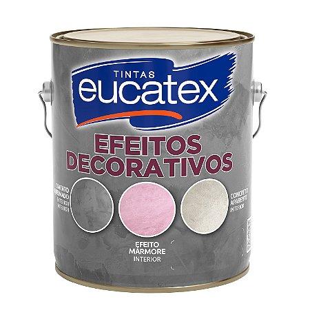 Cimento Queimado Eucatex Galão 3,7Kg Tradicional Base