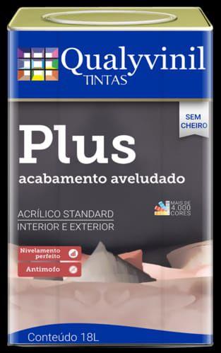 PLUS CAMURÇA LT 18L-QUALYVINIL