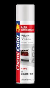 spray alte temp. chemicolor branco 350ml