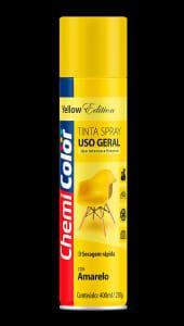 spray chemicolor amarelo
