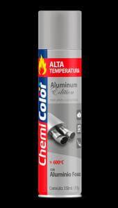 spary alta temp. chemicolor aluminio 350ml