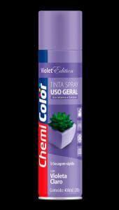 spray chemicolor violeta claro 400ml