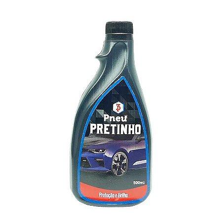 limpa pneu 500ml