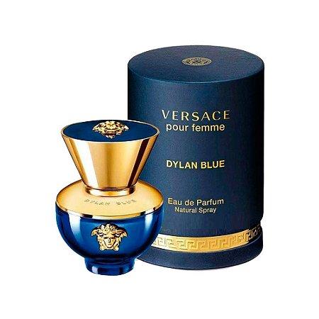PERFUME VERSACE DYLAN BLUE FEMME FEMININO EAU DE PARFUM