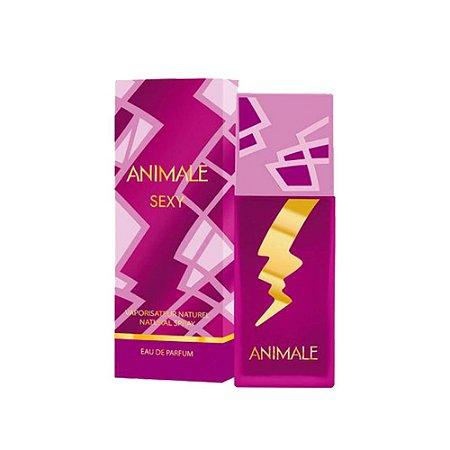 PERFUME ANIMALE SEXY FOR WOMEN FEMININO EAU DE PARFUM