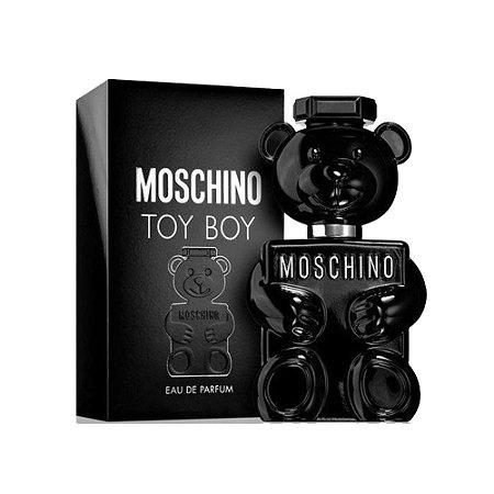 PERFUME MOSCHINO TOY BOY MASCULINO EAU DE PARFUM