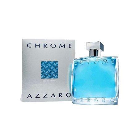 PERFUME AZZARO CHROME MASCULINO EAU DE TOILETTE