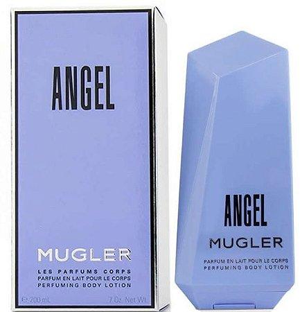 CREME HIDRATANTE THIERRY MUGLER ANGEL LES PARFUMS CORPS 200 ML