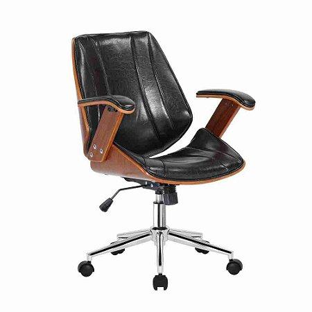 Cadeira Lisboa Office Diretor Preto