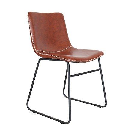 Cadeira Oxford Caramelo