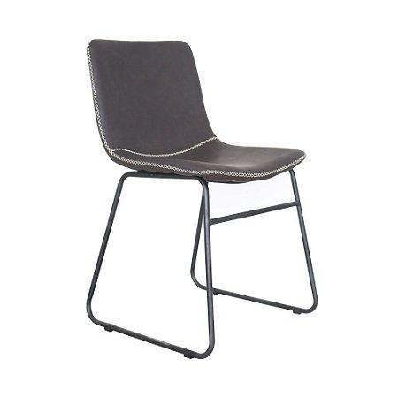 Cadeira Oxford Cinza Vintage
