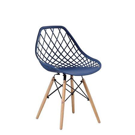 Cadeira Clarice Azul