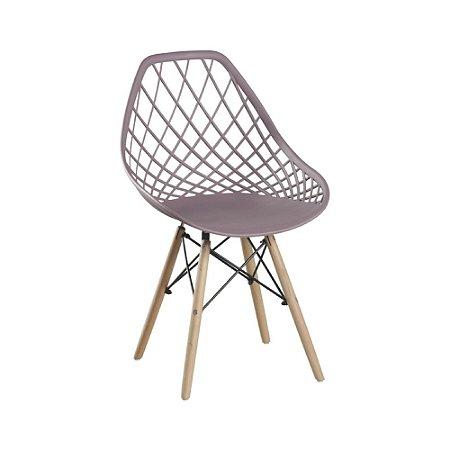 Cadeira Clarice Camurça