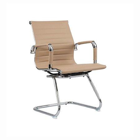 Cadeira Office Esteirinha Fixa Fendi