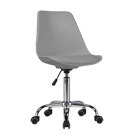 Cadeira Office Eames Cinza