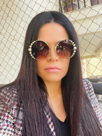Óculos Pérola