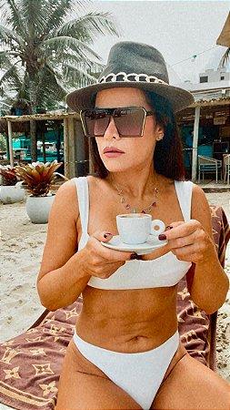 Óculos Bianca preto