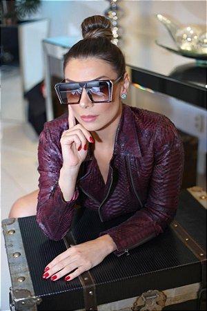 Óculos Bianca tartaruga