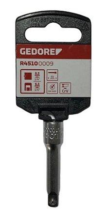 EXTENSÃO 1/4 X 2 R45100009-GEDORE RED
