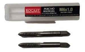 JOGO MACHO MANUAL A/C M6X1 2640005 ROCAST-AMATOOLS