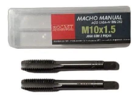 JOGO MACHO MANUAL A/C M10X1,5 2640008 ROCAST-AMATOOLS
