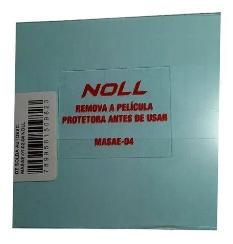 LENTE EXTERNA P/ MASCARA DE SOLDA AUTOESC. MASAE-01-02-04 NOLL