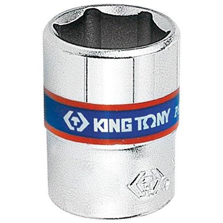 SOQUETE SEXTAVADO 1/4 X 13MM 233513M KING TONY