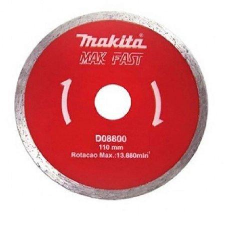 DISCO DIAM MAKFAST LISO 4.3/8 D08800 MAKITA