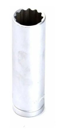 SOQUETE ESTRIADO LONGO 1/2 X 16MM F6079 WAFT