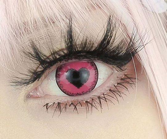 Heart Eyes - Rosa - 14.5mm