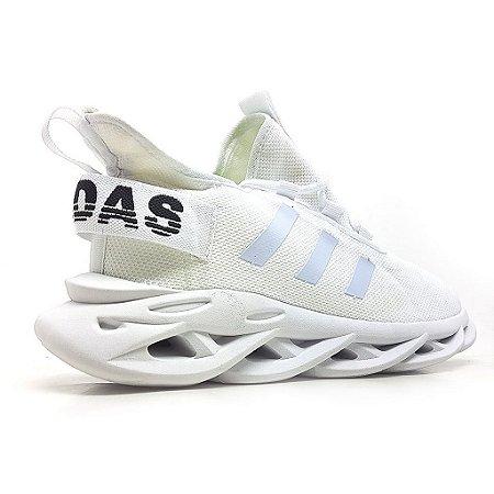 Tênis Adidas Yeezy Salt Branco