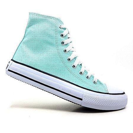 Tênis Converse All Star MID Verde Agua