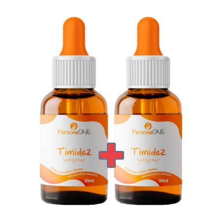 2 Florais Timidez (30ml)