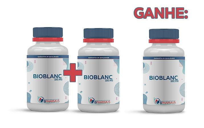 2 BioBlanc 150mg (60 cápsulas cada) e ganhe 1 - Bpharmus