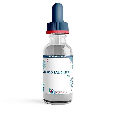 Ácido Salicílico 25% 30ml - Bpharmus