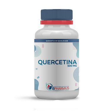 Quercetina 500mg (60 Cápsulas) - Bpharmus