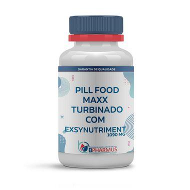 Pill Food Maxx Turbinado com Exsynutriment  - Bpharmus