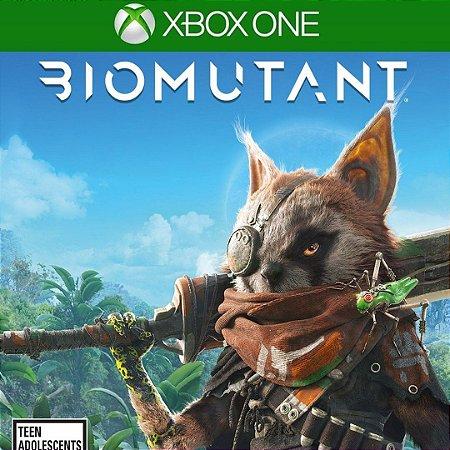 Comprar Jogo Biomutant Mídia Digital Online Xbox One