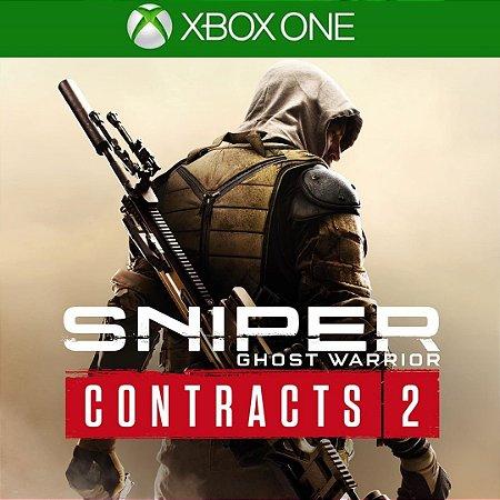 Comprar Jogo Sniper Ghost Warrior Contracts 2 Mídia Digital Online Xbox One xbox series