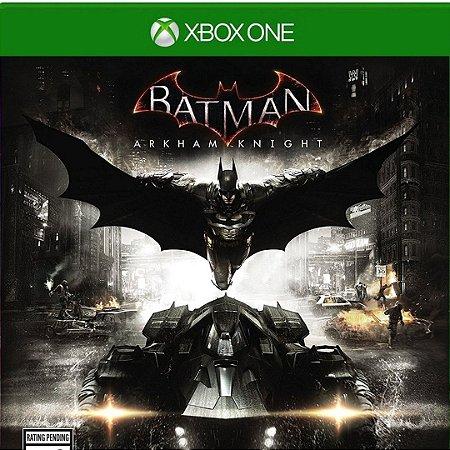 Batman Arkham Knight Xbox One Mídia Digital Online
