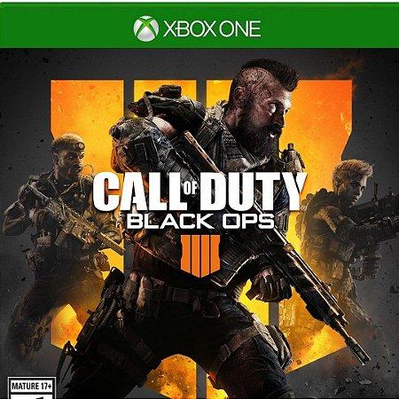 Call Of Duty Black Ops 4 Mídia Digital Xbox One Online