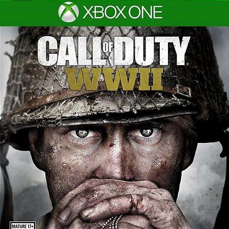 Call of Duty WW2 Xbox One Mídia Digital Online