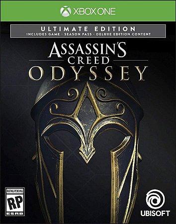 Comprar Assassins Creed Odyssey Ultimate Mídia Digital Xbox One Online