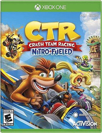 Comprar Crash Team Racing Nitro Fueled Mídia Digital Xbox One Online