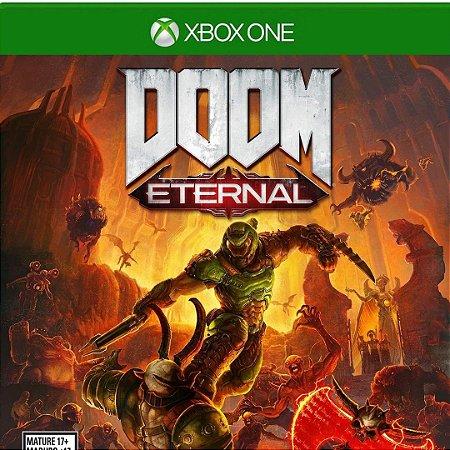 Comprar Doom Eternal Mídia Digital Xbox One Online